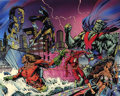 dc wallpapers. DC Wallpaper - Page 9 - Comic